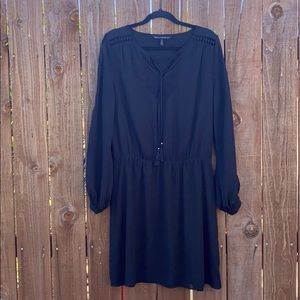 White House Black Marker black dress size 14